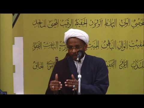Shaykh Usama AbdulGhani - Night 23 of Ramadan Toronto 2018 English