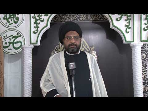 Friday Sermon - 1st June 2018 - Moulana Syed Taqi Raza Abedi - Urdu
