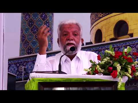 [ 2018 انقلابِ نورکلاسز ۔ تقریب تقسیم اسناد ] - Speech: Janab Khawar Raza - Urdu