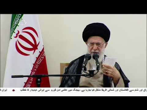 [15Jul2018] ایران کی حکومت، امریکی سازشوں کو ناکام بنانے کی توانائی ر�