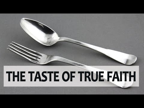 The Taste of True Faith- 71 - English