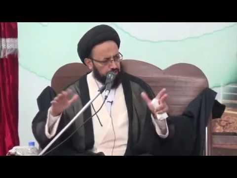 [Majlis] Topic: Mout - موت | Khitaab: H.I Sadiq Raza Taqvi - Urdu
