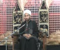 8th Majlis 8th Muharram 1439 Hijari 2017-18 Topic Surah Ale Imran By Sheikh Sakhwat Ali Qumi at Jamia Al-Sadiq- Urdu