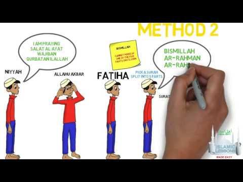 How to pray Salat al Ayat (Prayer of Signs) 2018 - English