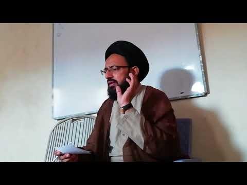 [Lecture] Topic: Tehrefaat -e- Ashura - تحریفاتِ عاشورا  | H.I  Sadiq Raza Taqvi - Urdu