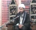 9th Majlis 9th Muharram 1439 Hijari 2017-18 Topic: Surah Ale Imran By Sheikh Sakhwat Ali Qumi at Jamia Al-Sadiq G-9/2 -