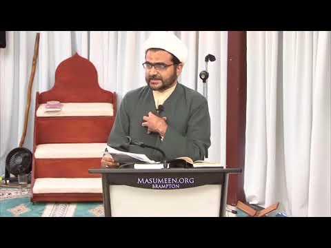 [Speech] Sheikh Hasanain | 30th Anniversary Shaheed Quaid Allama Arif Hussain Al-Hussaini - Urdu