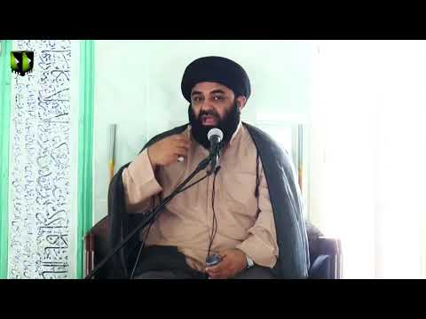 [Majlis] Topic: Aalam-e-Akhirat عالمِ آخرت | Khitab: H.I Syed Kazim Abbas Naqvi - Urdu