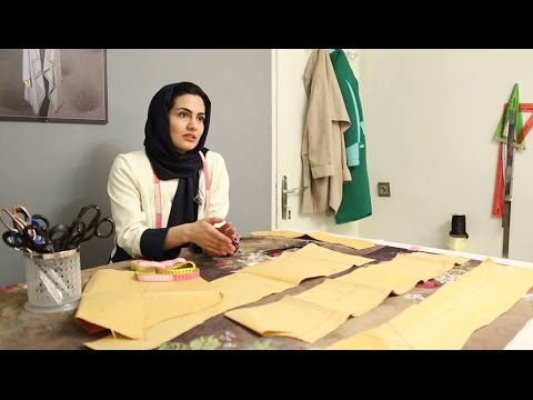 [Documentary] Women of Iran: Niki Miri - English