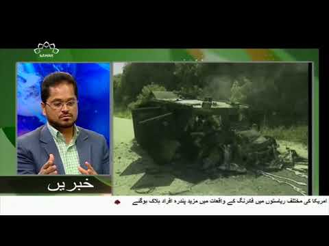 [15Aug2018] تینتیس روزہ جنگ میں حزب اللہ لبنان کی فتح کی سالگرہ- Urdu