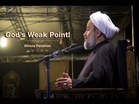 God's Weak Point | Alireza Panahian 2018 Farsi Sub English