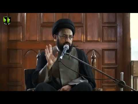[Majlis] Topic: سیرتِ امام باقرؑ کے علمی اور اخلاقی پہلو | H.I Sadiq Raza Taqvi-Urdu