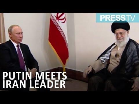 [8 September 2018] Ayat. Khamenei: Iran, Russia should remove dollar from trade - English
