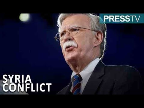 "[11 September 2018] U.S. warns hard response to \""Idlib chemical raid\"" - English"