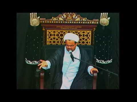 [02. Majlis] Topic: Khususiyat e Islam - Maulana Muhammad Raza Dawoodani Muharram 1440 Sept.11 2018 Urdu