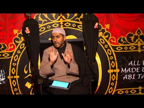 [02 Majlis] Sheikh Murtaza Bachoo - 2nd Muharram 1440 - 11/09/2018 English