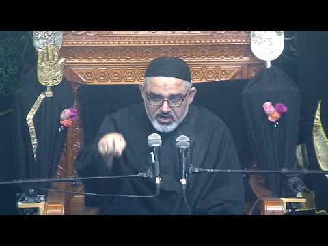 3rd Majlis Eve 3rd Muharram 1440/12.09.2018 Topic:Karbala sy Zahoor tak Nusrat e Imam ky Marahil By H I Ali Murtaza Zaid