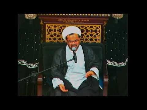 [03. Majlis] Topic:Khususiyat e Islam - Maulana Muhammad Raza Dawoodani Toronto Canada Muharram 1440 2018 Urdu