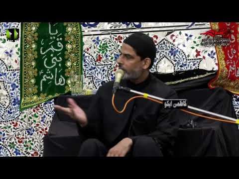 [01] Topic: قیامِ حسینی و سیرت نبوی | Moulana Mubashir Zaidi - Muharram 1440 - Urdu