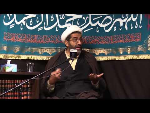 [1] Topic:Intro into Challenges Facing the Youth pt.1   Sheikh Shafiq Hudda   English