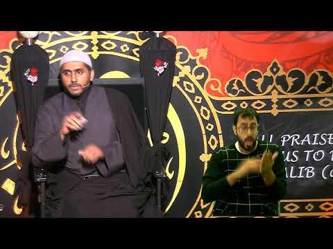 [Eve 5th Muharram 1440] Topic: Faith and Community in a Changing World | Sheikh Murtaza Bachoo - Stanmore UK 14/09/2018