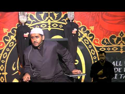 [3rd Muharram 1440] Topic: Faith And Community In A Changing World | Sheikh Murtaza Bachoo 12/09/2018  Stanmore UK Engli