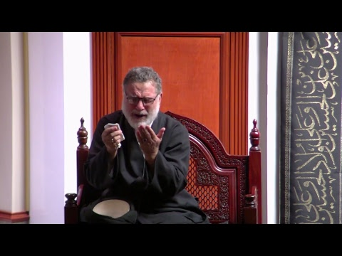 [04 Muharram 1440] H.I. S Ehtesham Abbas Zaidi, 2018 Chicago USA Urdu