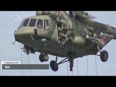 [15Sep2018] روسی تاریخ کی سب سے بڑی فوجی مشقیں جاری - Urdu