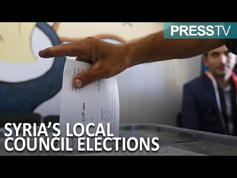 [16 September 2018] Syrians voting in first local council elections in 7 years  - English