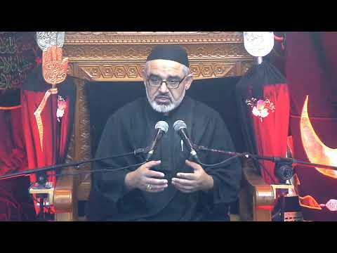 [ Eve 7th Muharram 1440] Topic:Karbala sy Zahoor tak Nusrat e Imam Ky Marahil| H.I Syed Murtaza Zaidi 16/09/2018 Urdu