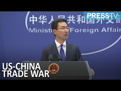 [17 September 2018]  China says will respond to new US tariffs  - English