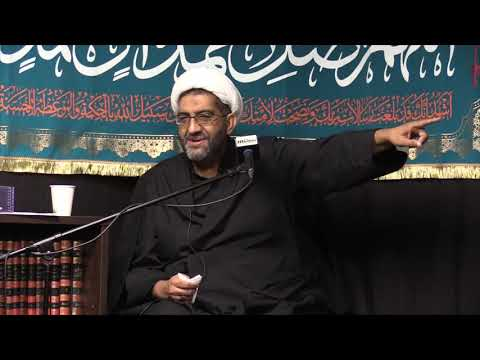 [6] Topic:Responsibilities of the Youth to the Holy Imam  | Sheikh Shafiq Hudda | English