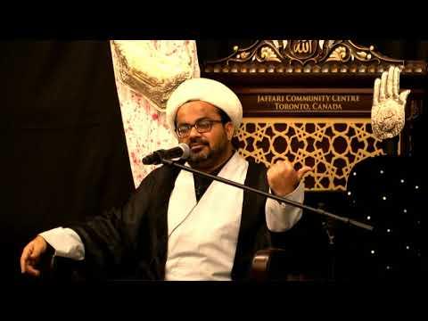 [09.Majlis]Topic: Khususiyat e Islam - Maulana Muhammad Raza Dawoodani Muharram1440 2018 Toronto Canada Urdu