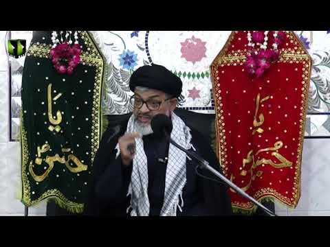 [07] Topic: Quran o Ahlebait (as) - قرآن و اہلبیتؑ  | Moulana Razi Haider Zaidi | 1440 - Urdu