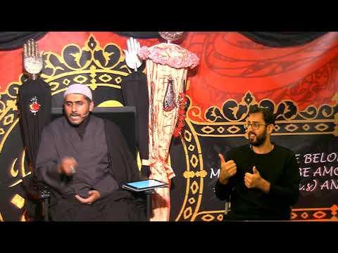 [Eve 9th Muharram 1440] Topic: Faith And Community In A Changing World | Sheikh Murtaza Bachoo 18/09/2018 UK English
