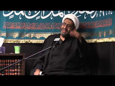 [8] Topic:Responsibilities of the Youth to the Holy Imam pt 3  | Sheikh Shafiq Hudda | English