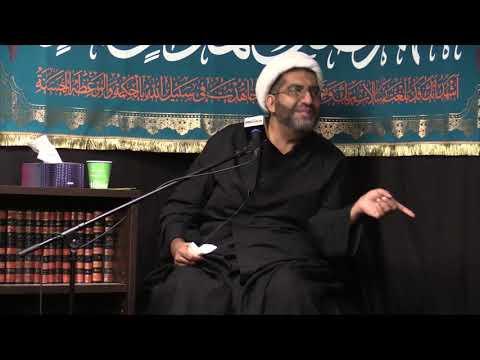[9] Topic:Male/Female Relationships  | Sheikh Shafiq Hudda | English