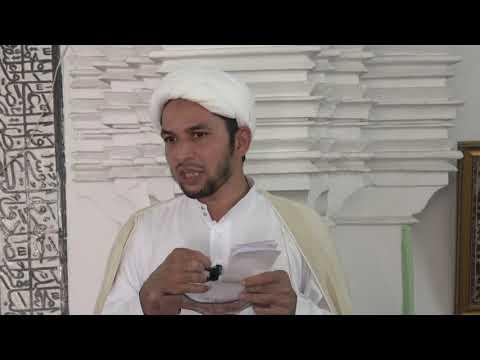 Khutba-e-Juma : 24-08-2018 : Moulana Agha Munawer Ali - Urdu