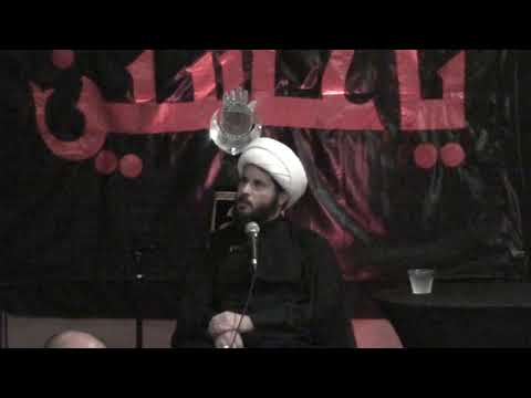 Muharram 1440 Night 9 - Shub-e-Ashur - H.I. Sheikh Hamza Sodagar - Zainab Center Seattle WA - English