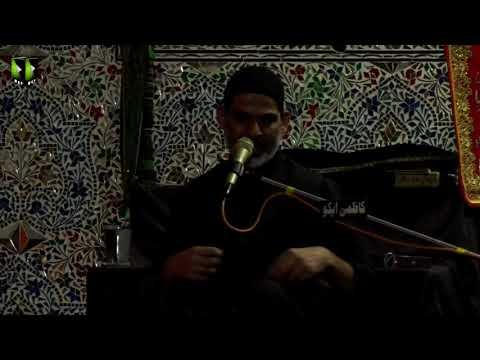 [09] Topic: قیامِ حسینی و سیرت نبوی | Moulana Mubashir Zaidi - Muharram 1440 - Urdu