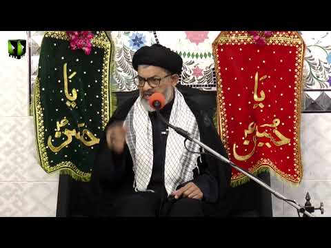 [09] Topic: Quran o Ahlebait (as) - قرآن و اہلبیتؑ  | Moulana Razi Haider Zaidi | Muharram 1440 -