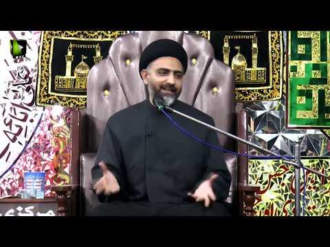 [01] Topic: Asr-e-Hazir Or Hamari Zimdariyaan | Moulana Nusrat Abbas Bukhari | Muharram 1440 - Urdu