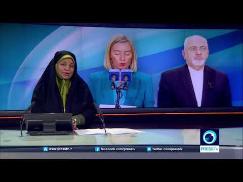 [25 September 2018] EU announces entity to keep business with Tehran - English