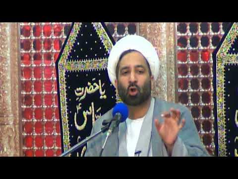 1st Majlis Muharam 1440/12.09.2018 Topic:حدیثِ ثقلین By H I Sakhawat Ali Qumi-Jamia Al-Sadiq a.s G-9/2-Urdu