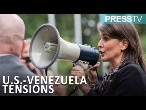 [29 September 2018] Nikki Haley calls for Venezuela president\'s oustern - English