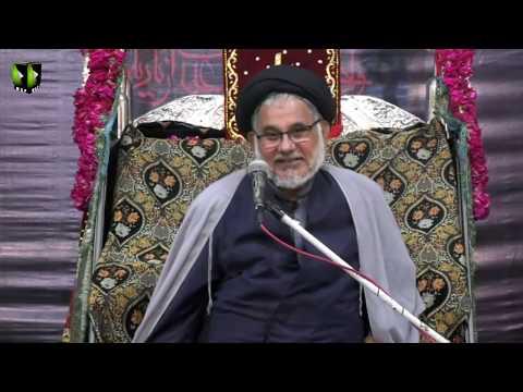 [09] Topic: Ansaar e Hussaini - انصار حسینی | H.I Hasan Zafar Naqvi | Muharram 1440 - Urdu