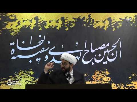 [ Night 01] Likes of Hussain Don\'t Give Bay\'ah to Likes of Yazid | Shaykh Amin Rastani | Ashura 2018 Dearborn - Englis