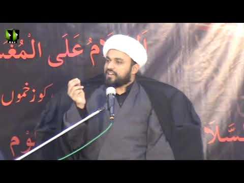 [07] Topic: Sunan-e-illahiya | Moulana Mohammad Ali Fazal | Muharram 1440 - Urdu