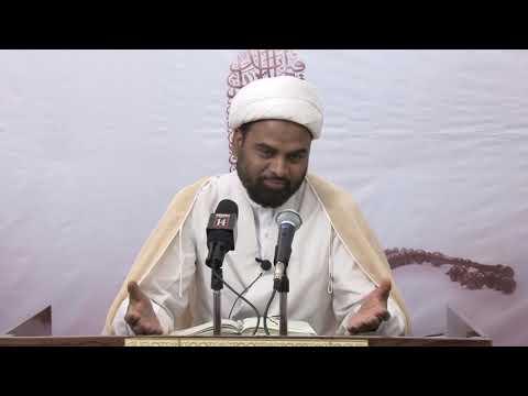 #1 [Zindagi Masumeen(as) ki nigaah mein (Kitab: Mafatihul Hayaat)] - H. I. Maulana Akhtar Abbas Jaun - U