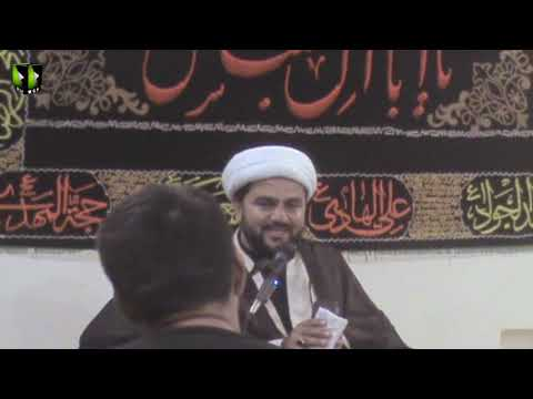 [01] Topic: Aima Ahl e bait(A) ki Siyasi o Fikri Zindagi | H.I Muhammad Nawaz |1440 - Urdu